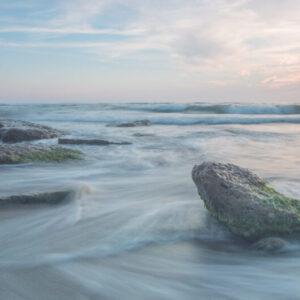 Foto quadro mare lunga esposizione - Antonella Fusco
